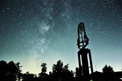 秋の星座を見よう・10月21日は星空観望会