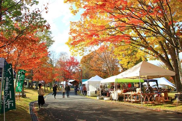 八ケ岳クラフト市 みのりの秋の市 10月25日~27日