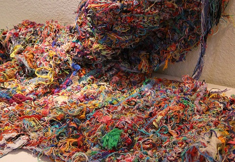 八ヶ岳美術館企画展「感性の織り2」