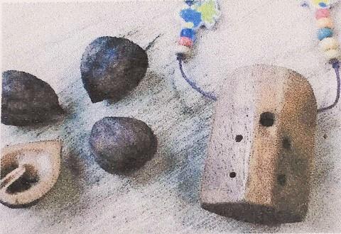 11月16日 木のオカリナ 樹音づくり